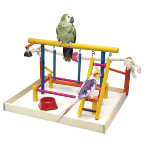 Игрушки, аксессуары для птиц